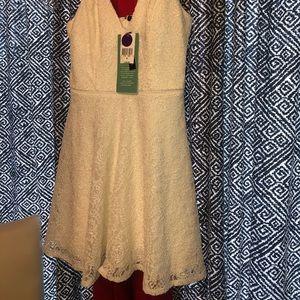 Pure White Dress